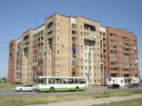 neighbour house: st. Egorov, house 1. Apartment house