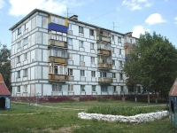 neighbour house: st. Egorov, house 6. Apartment house