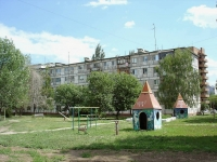 neighbour house: st. Egorov, house 8. Apartment house