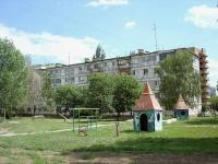 Новокуйбышевск, улица Егорова, дом 8. многоквартирный дом