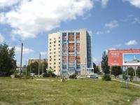 Новокуйбышевск, улица Егорова, дом 10В. многоквартирный дом