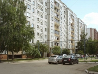 neighbour house: st. Egorov, house 10. Apartment house