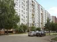 Новокуйбышевск, улица Егорова, дом 10. многоквартирный дом