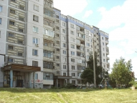 Novokuibyshevsk, Egorov st, house 14. Apartment house