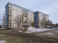 新古比雪夫斯克市, Egorov st, 房屋 4А. 公寓楼