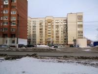 Novokuibyshevsk, Egorov st, house 1. Apartment house