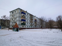 Novokuibyshevsk, Egorov st, house 6. Apartment house