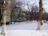 Novokuibyshevsk, Egorov st, house 6А. Apartment house