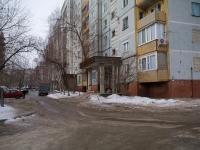 Novokuibyshevsk, Egorov st, house 10. Apartment house
