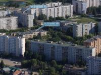 """新古比雪夫斯克市, 幼儿园 №2 """"Василёк"""", Egorov st, 房屋 10Б"""