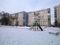 Новокуйбышевск, улица Егорова, дом 14. многоквартирный дом