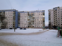 neighbour house: st. Egorov, house 16. Apartment house