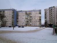 Новокуйбышевск, улица Егорова, дом 16. многоквартирный дом