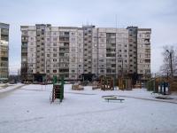 Новокуйбышевск, улица Егорова, дом 18. многоквартирный дом