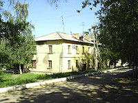 neighbour house: st. Z. Kosmodemyanskoy, house 6. Apartment house