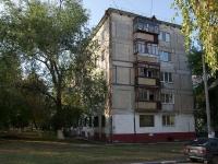 Новокуйбышевск, улица З.Космодемьянской, дом 3. многоквартирный дом