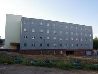 Новокуйбышевск, улица З.Космодемьянской, дом 10А. строящееся здание