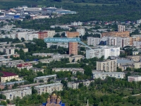 新古比雪夫斯克市, Z. Kosmodemyanskoy st, 房屋 7. 公寓楼