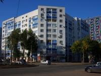 Новокуйбышевск, улица З.Космодемьянской, дом 9. многоквартирный дом