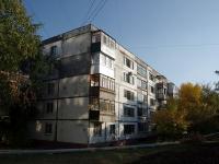 Новокуйбышевск, улица З.Космодемьянской, дом 12. многоквартирный дом