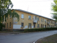 Новокуйбышевск, улица З.Космодемьянской, дом 8. многоквартирный дом