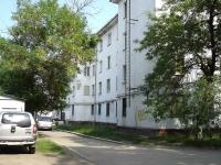 Novokuibyshevsk, st Kadomtsev, house 3. Apartment house