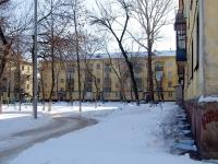 Novokuibyshevsk, st Kadomtsev, house 5. Apartment house