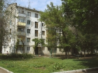 Novokuibyshevsk, Kalinin st, house 3А. Apartment house