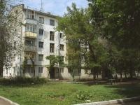 Novokuibyshevsk, st Kalinin, house 3А. Apartment house