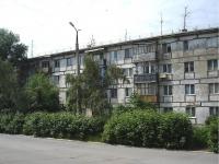 Novokuibyshevsk, st Kalinin, house 3. Apartment house