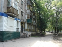 Novokuibyshevsk, Kalinin st, house 3. Apartment house