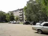Novokuibyshevsk, st Kalinin, house 5А. Apartment house