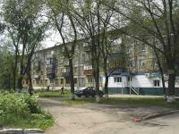 Новокуйбышевск, улица Калинина, дом 5. многоквартирный дом