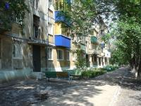 Novokuibyshevsk, st Kalinin, house 7А. Apartment house