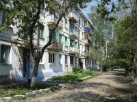 Novokuibyshevsk, st Kalinin, house 9А. Apartment house