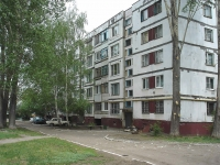 Novokuibyshevsk, Karbyshev st, house 12А. Apartment house