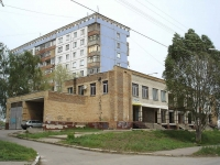 neighbour house: st. Karbyshev, house 12. Apartment house