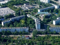 Новокуйбышевск, улица Карбышева, дом 8А. многоквартирный дом