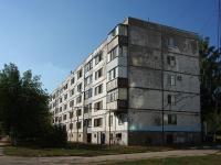 新古比雪夫斯克市,  , house 6. 公寓楼