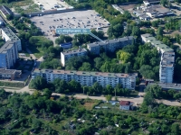 Novokuibyshevsk, Karbyshev st, house 8Б. Apartment house