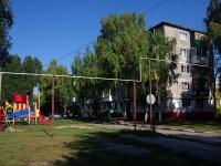 Новокуйбышевск, улица Карбышева, дом 8Б. многоквартирный дом