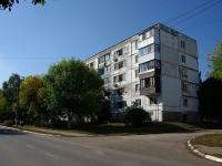 Новокуйбышевск, улица Карбышева, дом 10. многоквартирный дом
