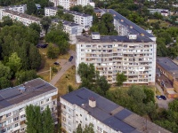新古比雪夫斯克市,  , house 16. 公寓楼