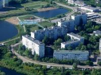 Новокуйбышевск, улица Карбышева, дом 22. многоквартирный дом