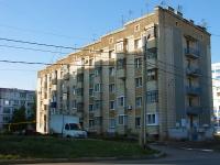 Новокуйбышевск, улица Киевская, дом 21. многоквартирный дом