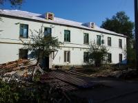 Новокуйбышевск, улица Киевская, дом 35. многоквартирный дом