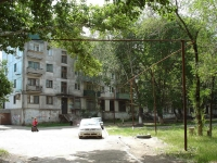 Novokuibyshevsk, Kirov st, house 31. Apartment house