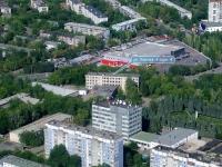 Новокуйбышевск, улица Кирова, дом 4 к.4. многофункциональное здание