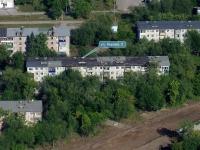 Novokuibyshevsk, Kirov st, house 5. Apartment house