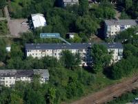 Novokuibyshevsk, Kirov st, house 7. Apartment house
